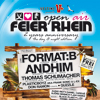 "FEIER RHEIN DAY & NIGHT ""2 YEARS ANNIVERSARY"""