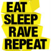 HALL OF MADNESS PRES. EAT SLEEP RAVE REPEAT