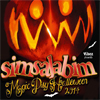 S I M S A L A B I M  MAGIC HALLOWEEN GATHERING 2014